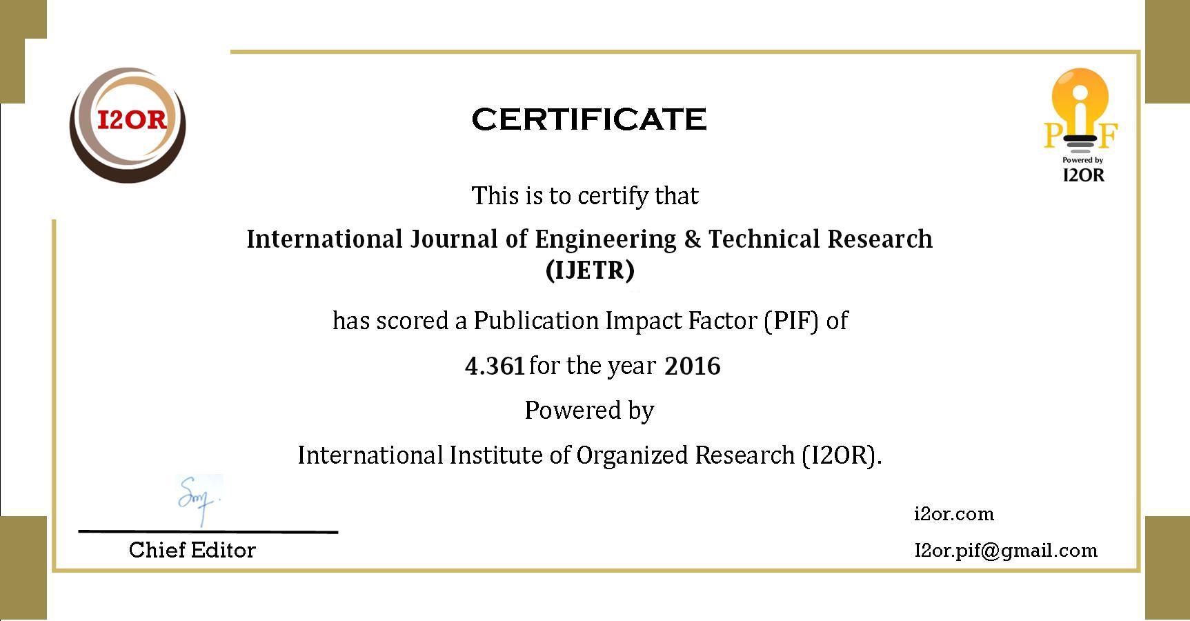 research paper publication